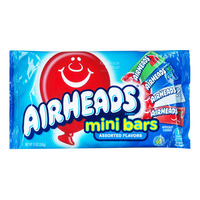 Airheads Mini Bars Candy - Assorted