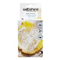 Wiltshire Cutter Set - Letter