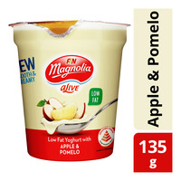F&N aLive Low Fat Yoghurt - Apple & Pomelo