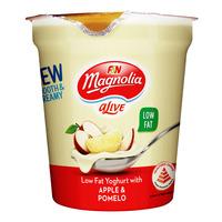 F&N aLive Low Fat Yoghurt - Apple & Pomelo