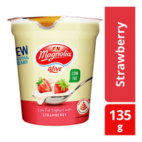 F&N aLive Low Fat Yoghurt - Strawberry