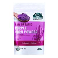 Nature's Nutrition Raw Organic Powder - Purple Corn