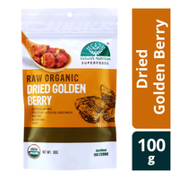 Nature's Nutrition Raw Organic Dried Golden Berry