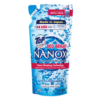 Top Nanox Ultra Concentrated Liquid Detergent Refill - DeoBright