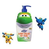Drypers Baby Head to Toe - Super Wings (Avocado & Oat Kernel)
