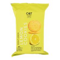 O&T Gourmet Cookies - Lemon