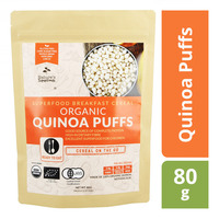 Nature's Superfoods Organic Cereal - Quinoa Puffs