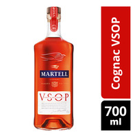 Martell Cognac VSOP Aged in Red Barrels