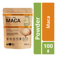Nature's Superfoods Organic Raw Powders - Maca