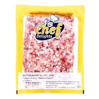 Chef Delights Frozen Mutton - Minced
