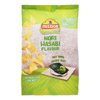 Mission Tortilla Chips - Nori Wasabi