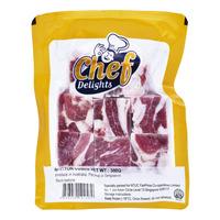 Chef Delights Frozen Mutton Cubes