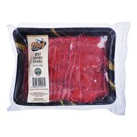 Chef Delights Frozen Beef Shabu Shabu
