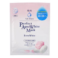 Senka Perfect Aqua White Face Mask - Extra White