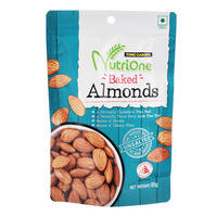 Tong Garden Nutrione Baked Nuts - Almonds