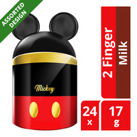 Nestle Kit Kat 2 Finger Chocolate Bar - Milk + Disney Tin