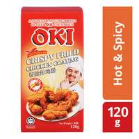 Oki Crispy Fried Chicken Coating - Hot & Spicy