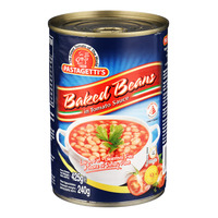 Pastagetti's Baked Beans in Tomato Sauce