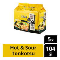 Kang Shi Fu Instant Noodle - Hot & Sour Tonkotsu