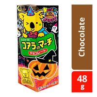 Lotte Koala's March Halloween Biscuit - Chocolate