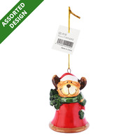 Imported Christmas Decoration - Bear & Reindeer (Assorted)