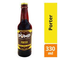 Pump Microbrewed Craft Bottle Beer - Porter
