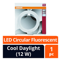 Osram LED Circular Fluorescent Lamp - Cool Daylight (12 W)