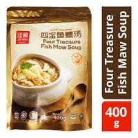 Jiayen Ready to Eat Meal - Four Treasure Fish Maw Soup