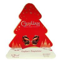 Guylian Temptations Seahorse Chocolate Truffle - Christmas Tree