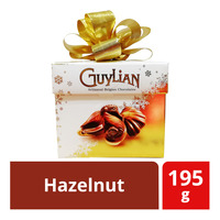 Guylian Luxe Seashell Chocolate Truffle Gift Box -  Hazelnut