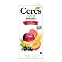 Ceres 100% Juice Blend Packet Drink - Season's Treasures