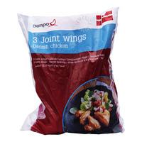 Danpo Danish Chicken Wings - 3 Joint