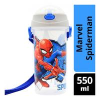 Kidztime PP Water Bottle - Marvel Spiderman