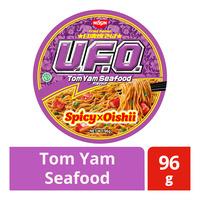 Nissin UFO Instant Bowl Fried Ramen - Tom Yam Seafood