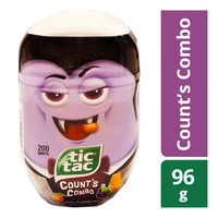 Tic Tac Candies - Count's Combo