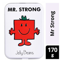 Infinity Jelly Beans Gift Box - Mr Strong