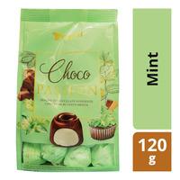 Vergani Choco Passion Chocolate Pralines - Mint