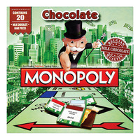 Game Chocolate Monopoly Edition Chocolate - Milk