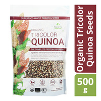 Nature's Superfoods Organic Tricolor Quinoa Seeds