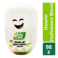 Tic Tac Candies - Howlin Halloween Blend
