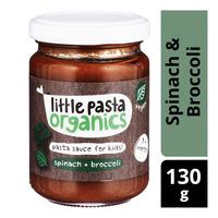 Little Pasta Organics Kids Pasta Sauce - Spinach & Broccoli