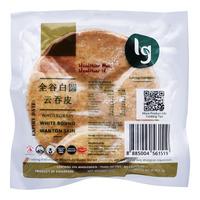 Leong Guan Wholegrain White Wanton Skin - Round