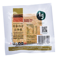 Leong Guan Wholegrain White Wanton Skin - Square