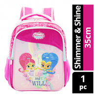 Kidztime Kids Backpack - Shimmer & Shine (35cm)