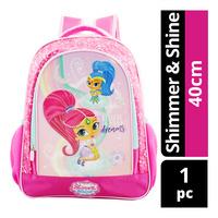 Kidztime Kids Backpack - Shimmer & Shine (40cm)