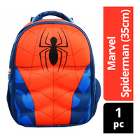 Kidztime Kids Backpack - Marvel Spiderman (35cm)