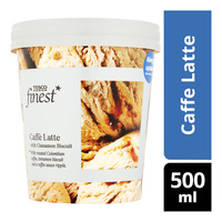 Tesco Finest Ice Cream - Caffe Latte
