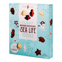 Vandenbulcke Sea Life Bubbies Chocolate - Duo with Hazelnut