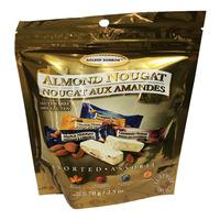 Golden Bon Bon Almond Nougat - Assorted