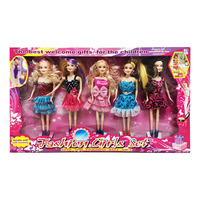 OM Toys Children Toys - Fashion Girls Doll Set
